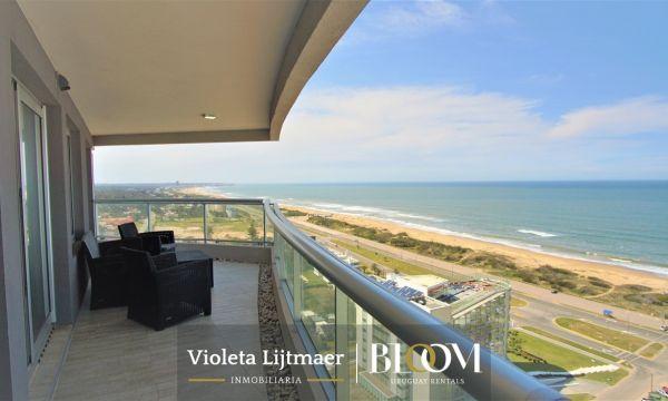 Espléndido Apartamento, Piso Alto, 3 Dormitorios y Dep. Look Brava