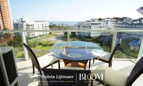 Apartamento, 2 dormitorios, Sea & Forest.