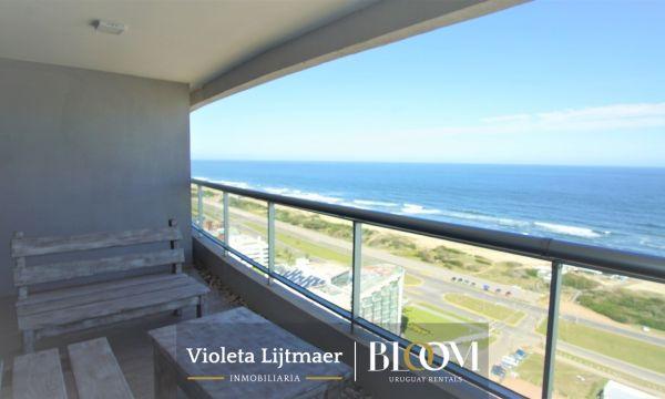 Hermoso Apartamento, Piso Alto, 2 Suites