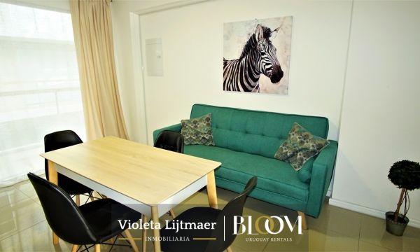 Cómodo apartamento, Gala Puerto, Punta del Este