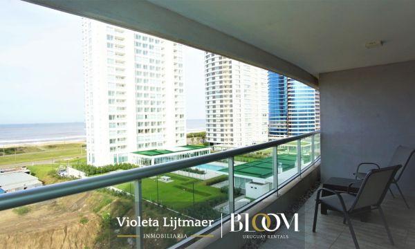 Espectacular Apartamento, 2 Suites. Look Brava.