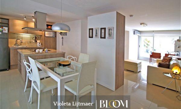 Confortable Apto de 1 Dormitorio, Gala Puerto, Punta del Este