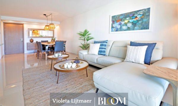 Espectacular apartamento con Suite y vista panorámica