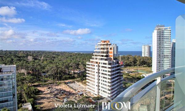 Hermoso Apartamento, 3 Dormitorios, Piso Alto, Ocean Drive