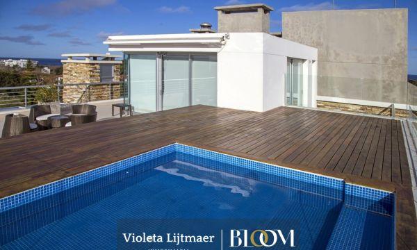 Penthouse duplex con piscina propia!