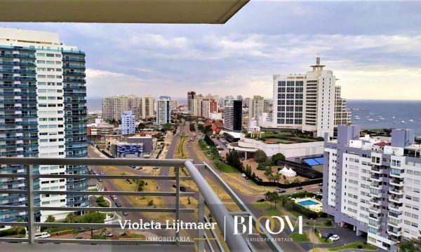 Confortable Apartamento 2 Dormitorios, Alexander Boulevard, Punta del Este